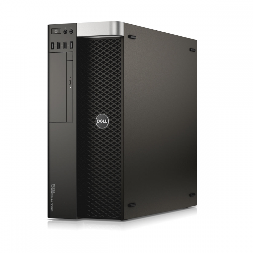 Workstation Dell Precision T3610 | Xeon E5 | 16GB | SSD 240GB | Quadro K600 | Seminovo
