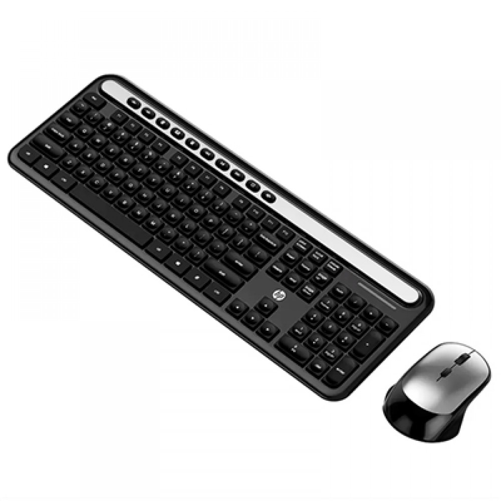 Wireless Keyboard and Mouse CS500 HP