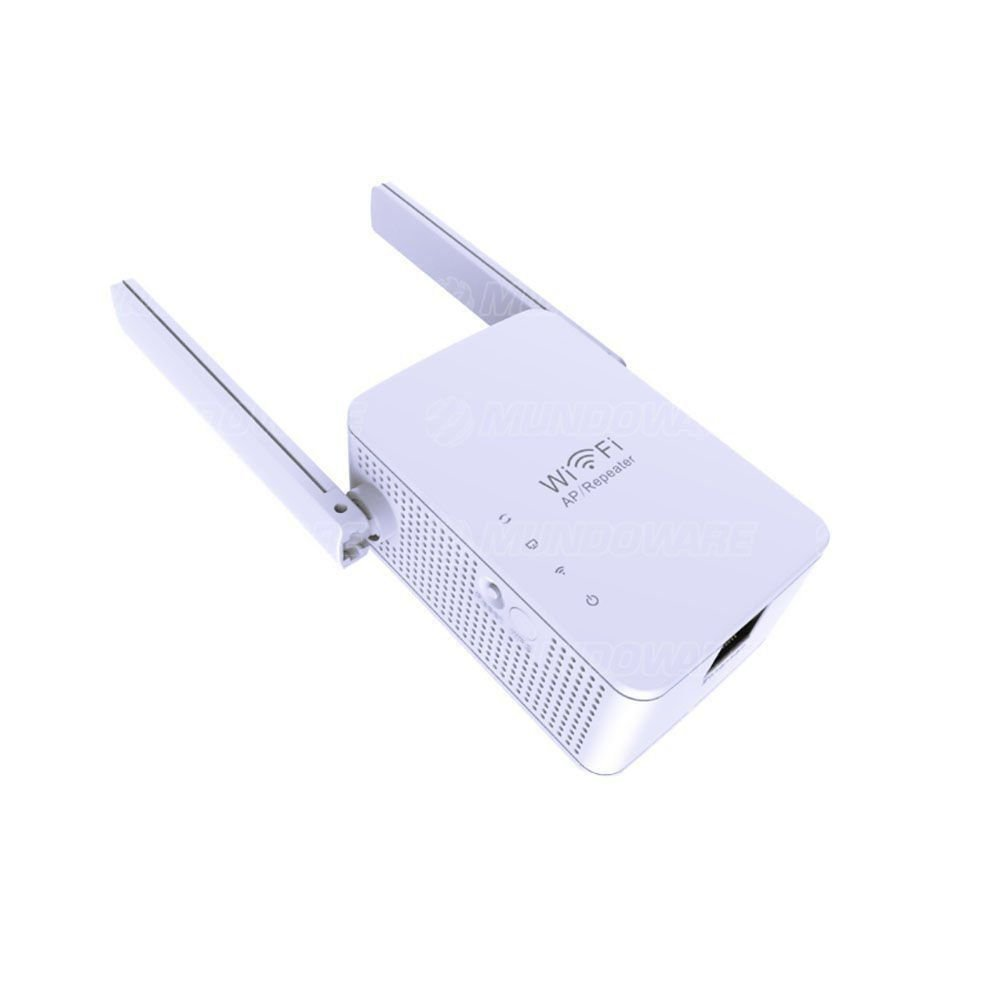 REPETIDOR WIRELESS N 2 ANTENAS 300M