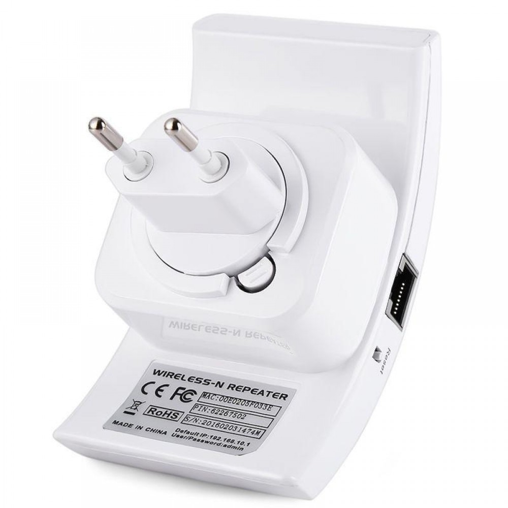 EXTENSOR WIRELESS - N 300MBPS WR01