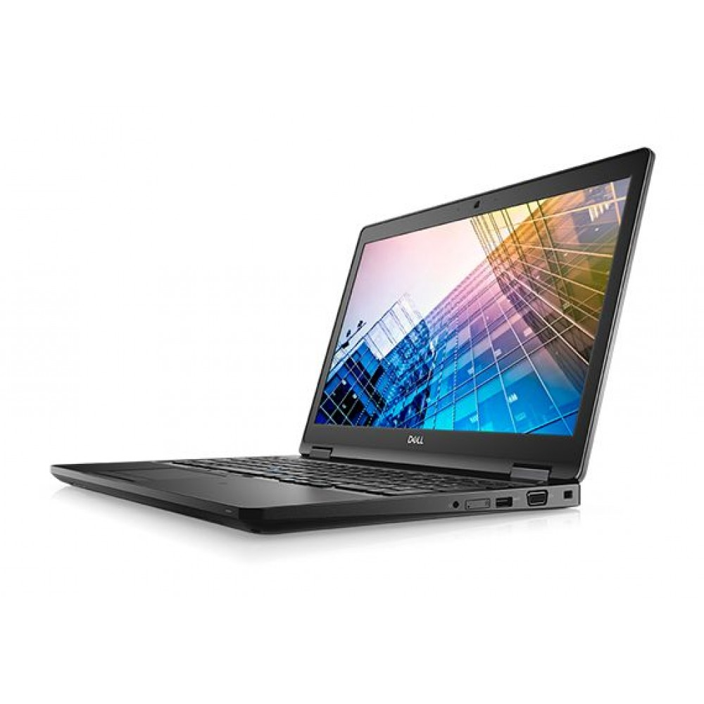 "Notebook Dell Latitude 5590 - Intel i7 1.90GHz - 16GB - SSD 256 M.2 - Tela 15"" HD - Windows 10 Pro"