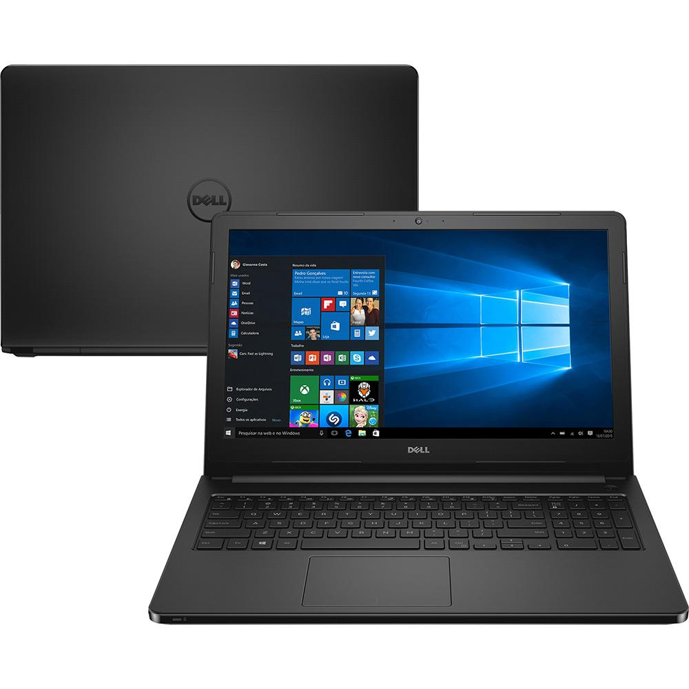 "Notebook Dell Inspiron 7559 Intel Core 7 i7 8GB 1TB Tela LED 15,6"" Win 10"