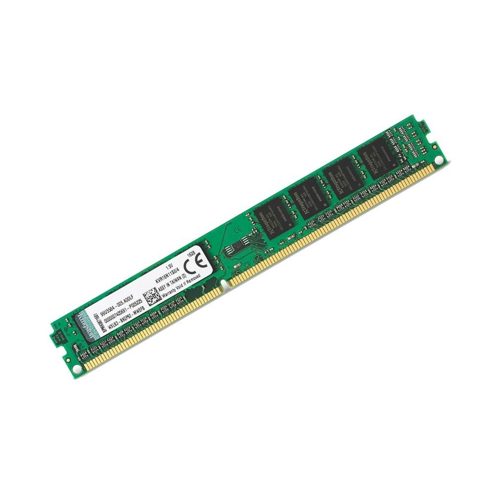 Memória Kingston 8GB DDR3 1600Mhz - KVR16N11/8
